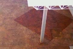 imagen explanada estampado naranja chocolate 01