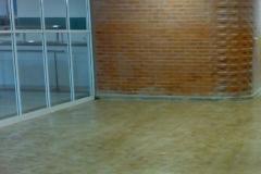 imagen pasillo estampado almendra trigo 02