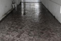 imagen pasillo estampado plata gris 03