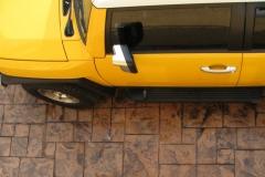 imagen estacionamiento naranja nogal