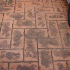 ¿Un albañil puede aplicar concreto estampado?