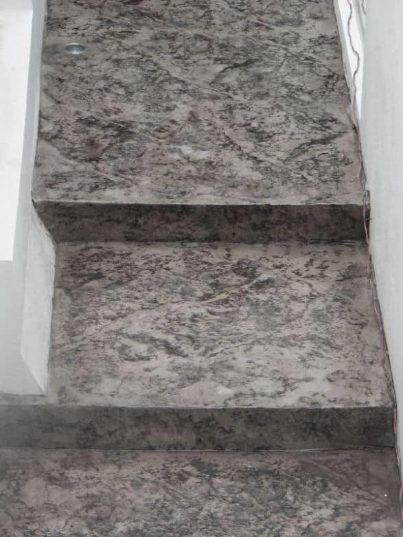 imagen escalinata estampado